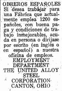 La Prensa, May 17, 1923